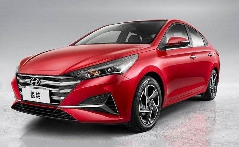 Huyndai Verna 2020 tiết lộ diện mạo cao cấp- Ra mắt thị trường Trung Quốc cuối tháng 10/