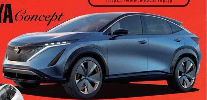 [TMS] Nissan Ariya Concept, mẫu xe mang thiết kế đến từ tương lai/