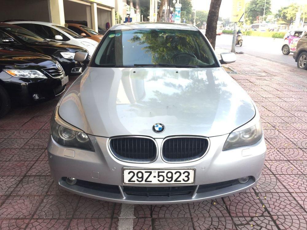 Bán xe BMW 5 Series đời 2003, nhập khẩu nguyên chiếc chính hãng (1)