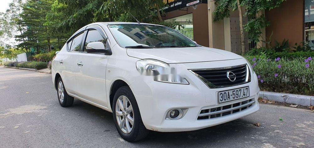 Bán xe Nissan Sunny đời 2015, chính chủ, xe còn mới đẹp (12)