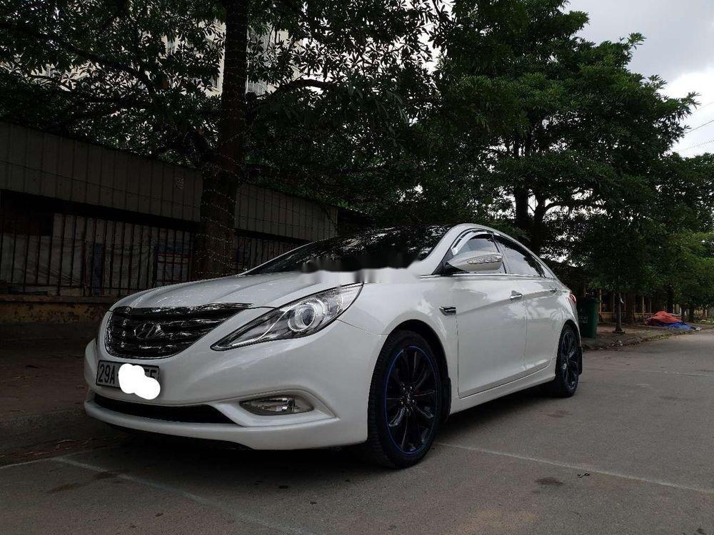 Cần bán xe Hyundai Sonata sản xuất năm 2011, giá cạnh tranh, còn nguyên bản (4)