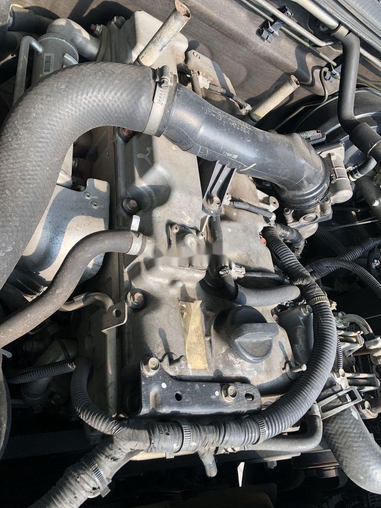 Bán xe Isuzu Dmax đời 2009, màu đen, xe nhập chính hãng (8)