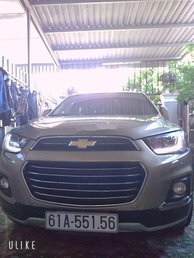 Bán Chevrolet Captiva 2016 xe chính chủ, còn mới (2)