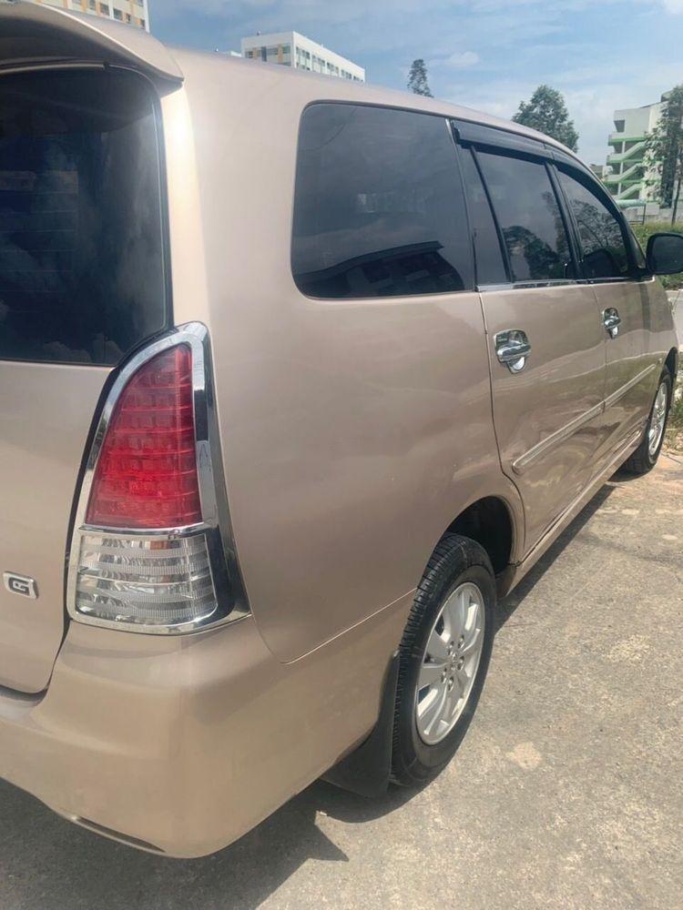 Bán ô tô Toyota Innova đời 2010 chính chủ, còn nguyên bản. (4)
