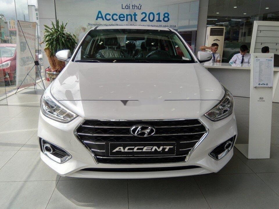 Cần bán xe Hyundai Accent năm sản xuất 2019, khuyến mại hấp dẫn (1)