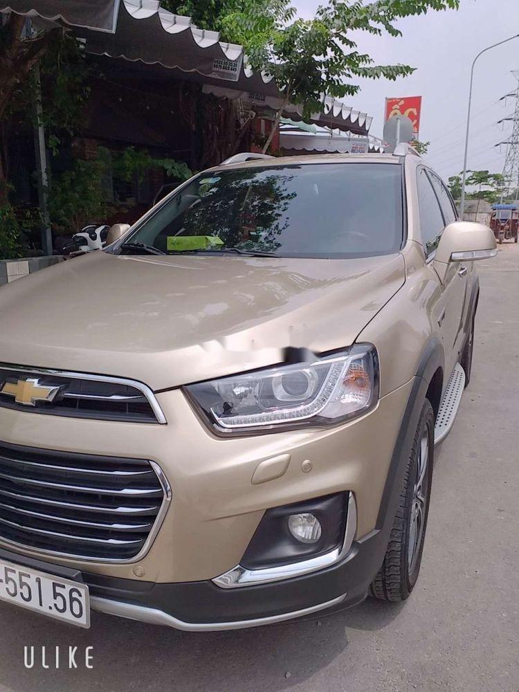 Bán Chevrolet Captiva 2016 xe chính chủ, còn mới (7)