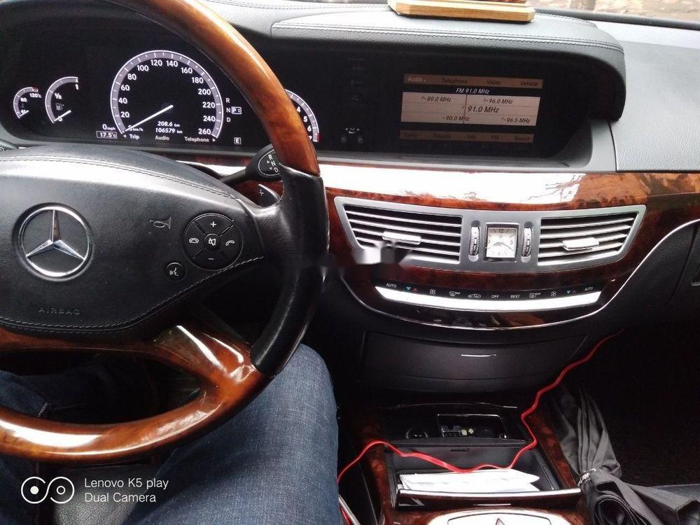 Bán ô tô Mercedes S300 năm 2010, màu đen, nhập khẩu nguyên chiếc chính chủ (4)