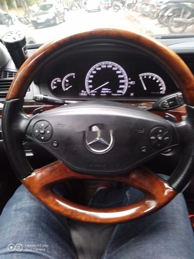 Bán ô tô Mercedes S300 năm 2010, màu đen, nhập khẩu nguyên chiếc chính chủ (3)