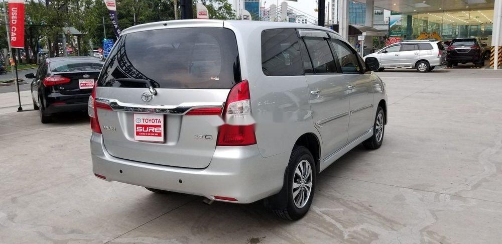 Bán Toyota Innova 2.0E đời 2015, màu bạc, 565 triệu (5)