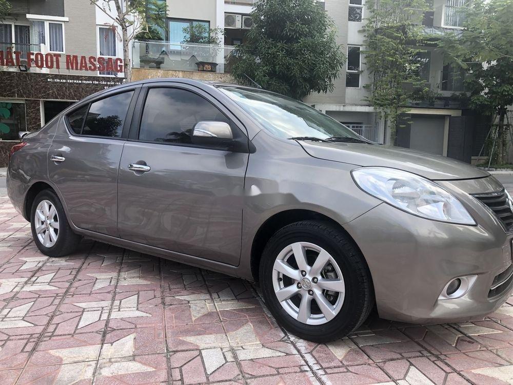 Cần bán Nissan Sunny 2015, xe mọi thứ nguyên bản (3)
