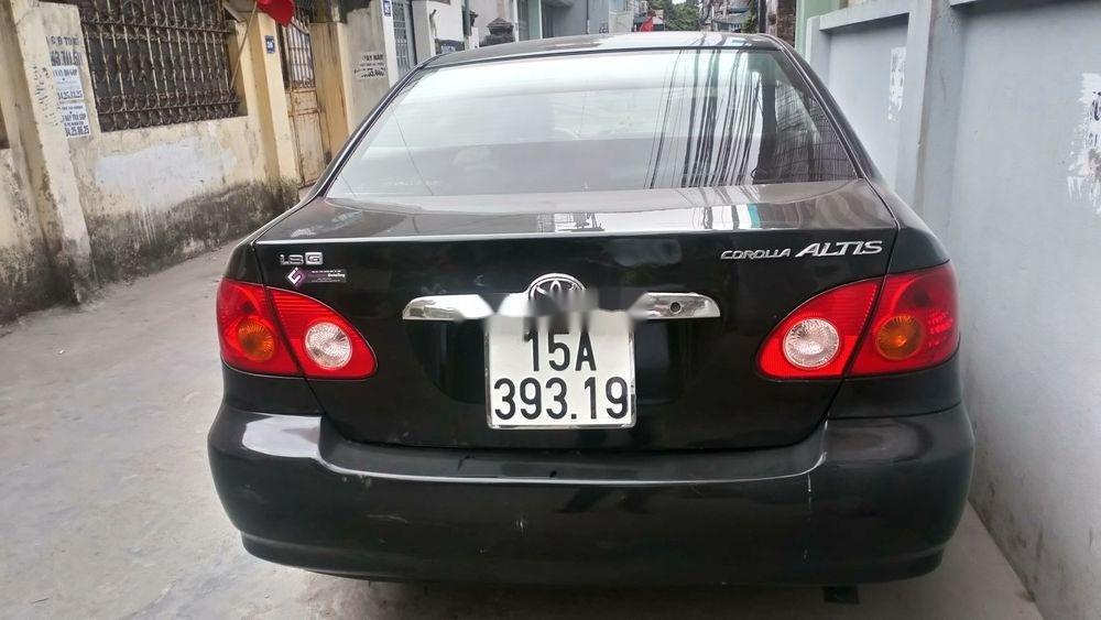Bán Toyota Corolla Altis năm 2003, giá cả hấp dẫn (3)