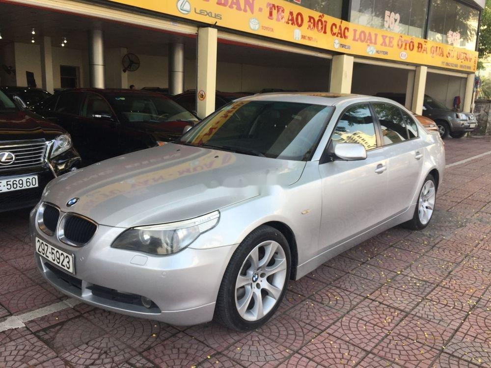 Bán xe BMW 5 Series đời 2003, nhập khẩu nguyên chiếc chính hãng (2)
