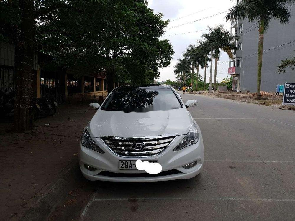 Cần bán xe Hyundai Sonata sản xuất năm 2011, giá cạnh tranh, còn nguyên bản (3)