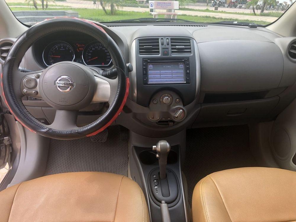 Cần bán Nissan Sunny 2015, xe mọi thứ nguyên bản (9)