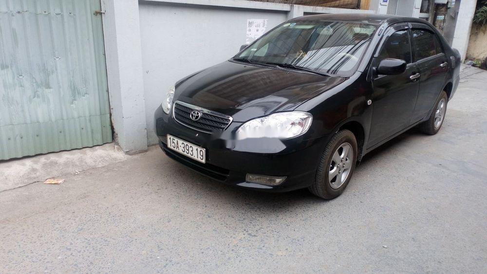 Bán Toyota Corolla Altis năm 2003, giá cả hấp dẫn (2)