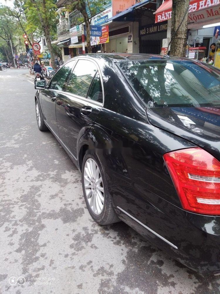 Bán ô tô Mercedes S300 năm 2010, màu đen, nhập khẩu nguyên chiếc chính chủ (1)