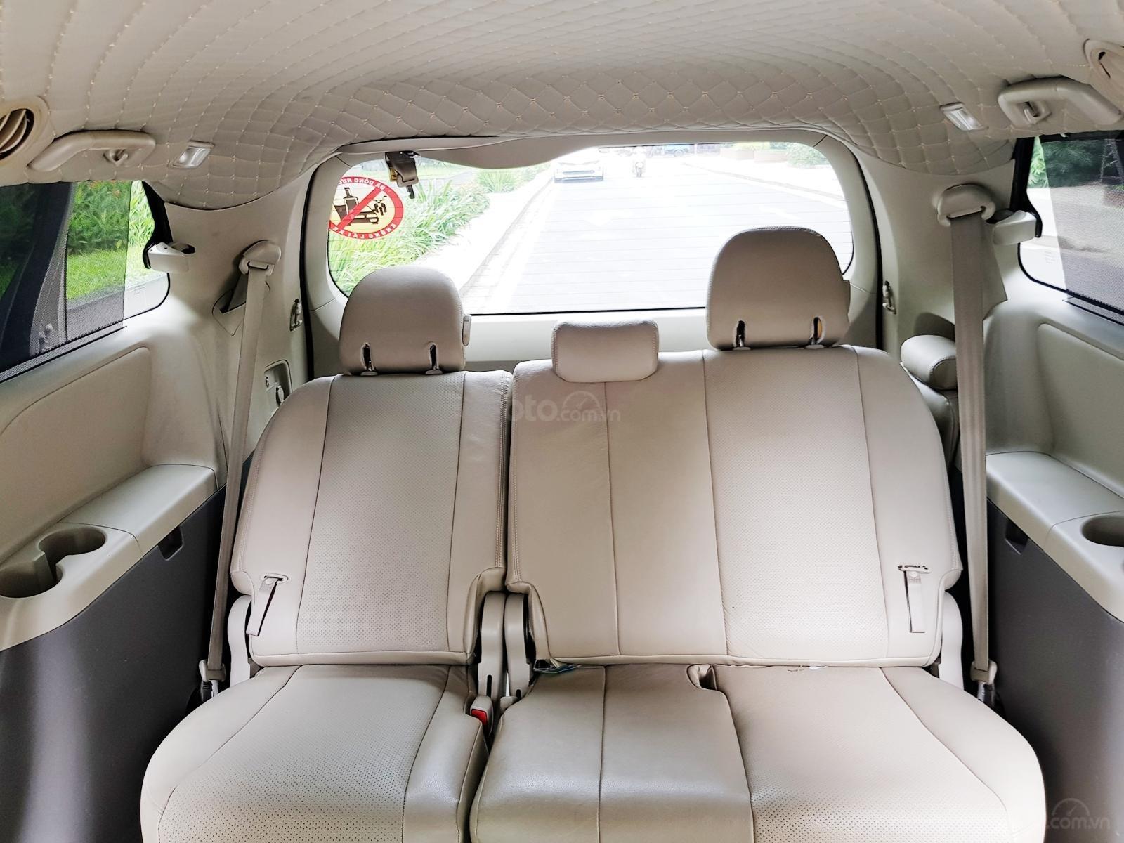 Bán xe Toyota Sienna 2011 3.5 LE nhập khẩu Mỹ (14)
