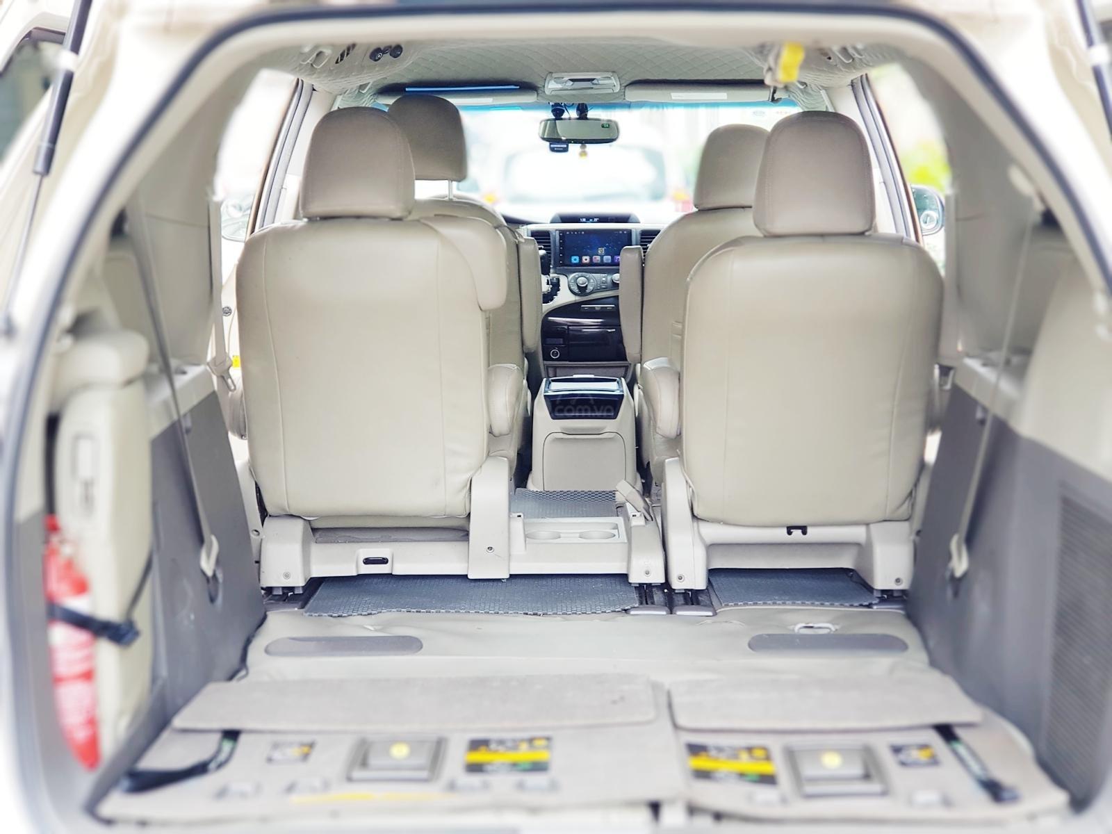 Bán xe Toyota Sienna 2011 3.5 LE nhập khẩu Mỹ (25)