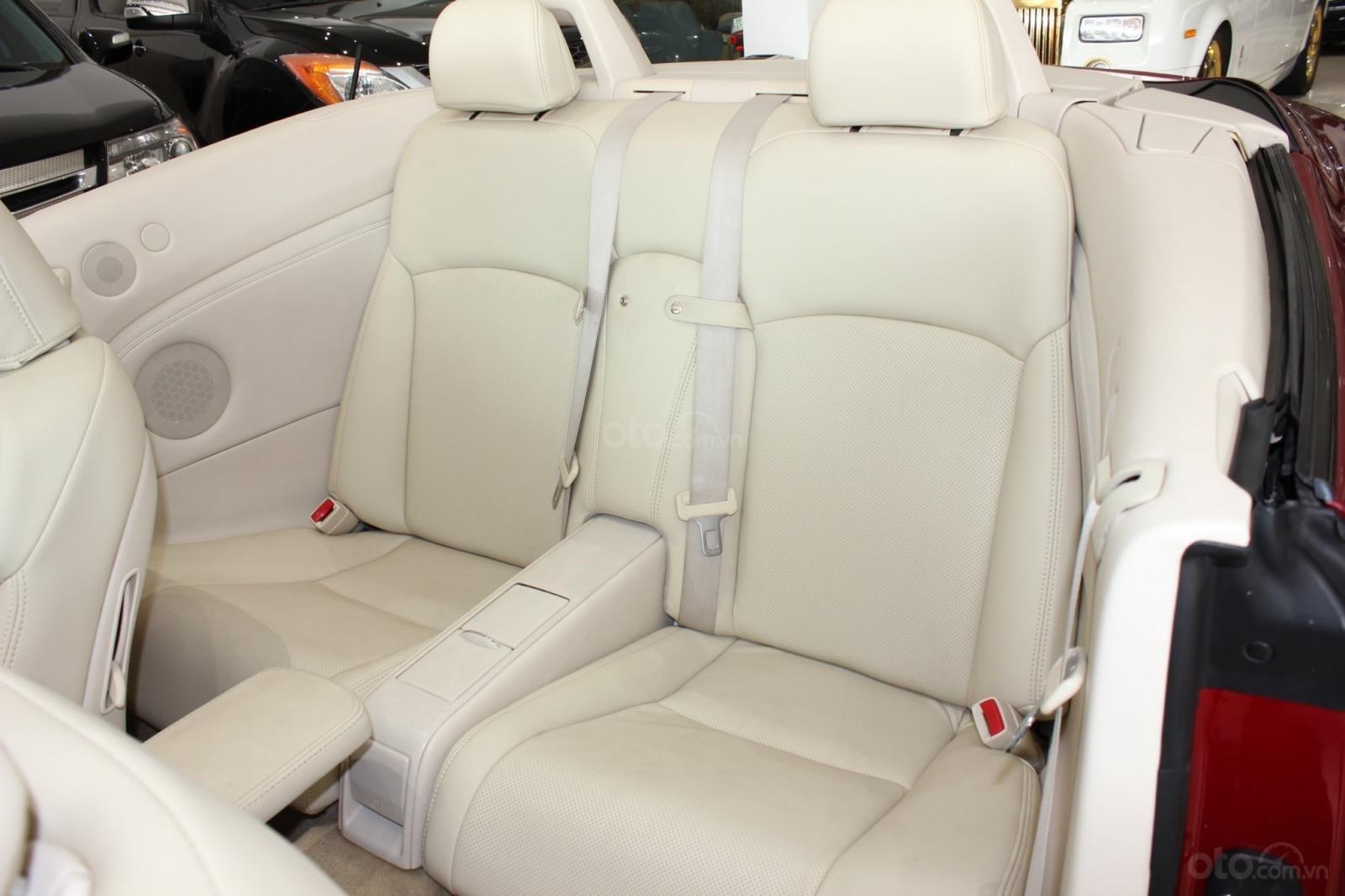 Bán Lexus IS 250 sx 2010, màu đỏ, xe nhập (18)