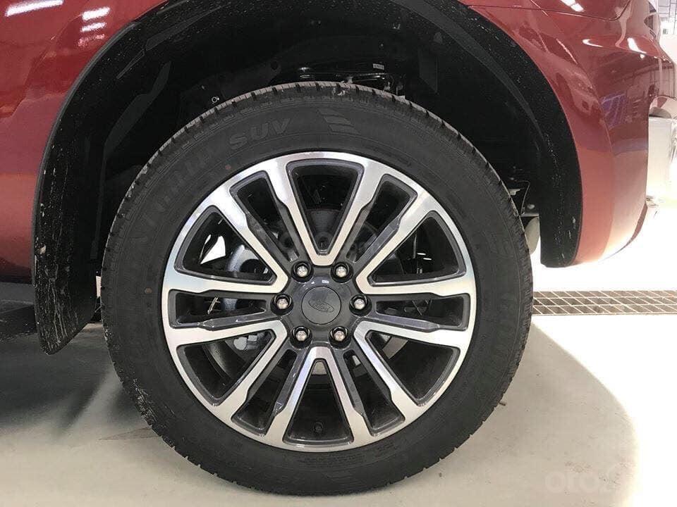 Cần bán xe Ford Everest titanium 2019, màu đỏ, giao xe luôn, hỗ trợ 80% Call 0838936789 (3)