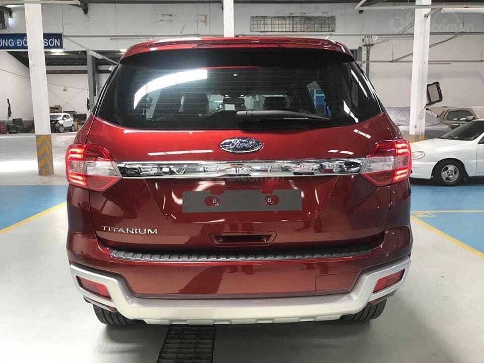 Cần bán xe Ford Everest titanium 2019, màu đỏ, giao xe luôn, hỗ trợ 80% Call 0838936789 (4)