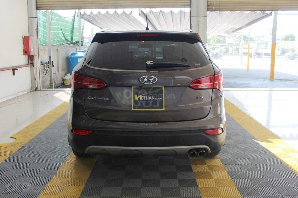 Hyundai SantaFe 2.4AT 4WD 2014, quả là chất, mua chạy vô tư có bảo hành (5)