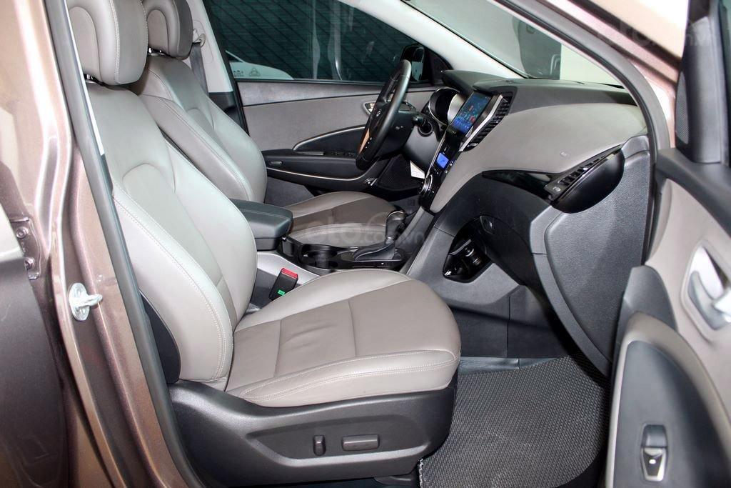 Hyundai SantaFe 2.4AT 4WD 2014, quả là chất, mua chạy vô tư có bảo hành (6)