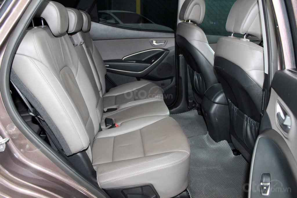 Hyundai SantaFe 2.4AT 4WD 2014, quả là chất, mua chạy vô tư có bảo hành (7)