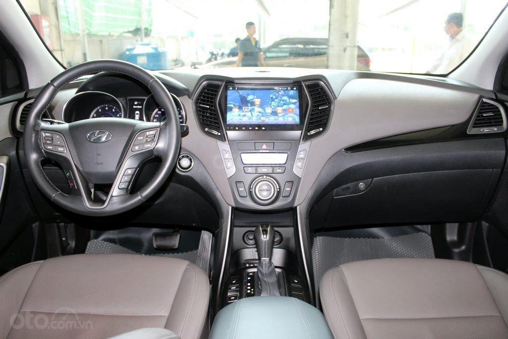 Hyundai SantaFe 2.4AT 4WD 2014, quả là chất, mua chạy vô tư có bảo hành (8)