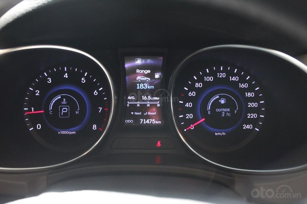 Hyundai SantaFe 2.4AT 4WD 2014, quả là chất, mua chạy vô tư có bảo hành (9)