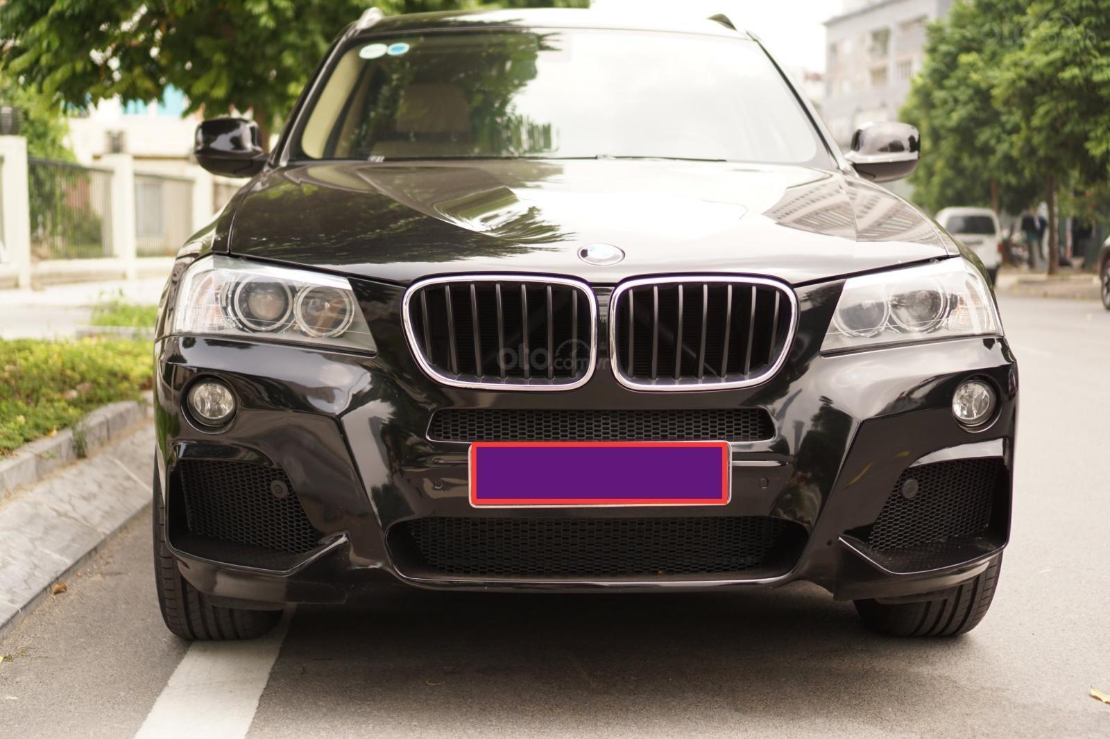 Bán BMW X3 Xdrive 2.0i rất mới (1)