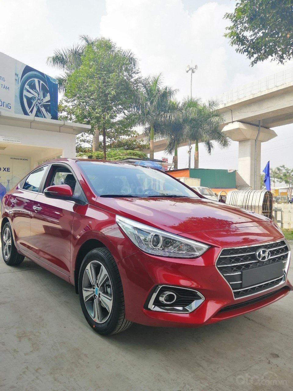 Giảm giá đẩy xe Hyundai Accent 2019 trong T10 trọn gói chỉ với 125tr, KM siêu lớn, LH 0901078111 để ép giá (1)