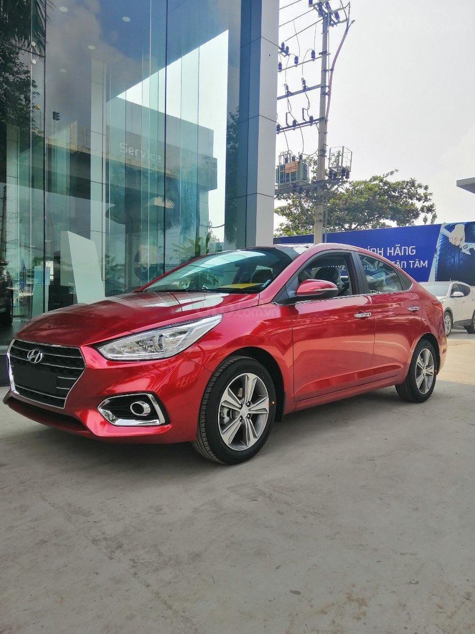 Giảm giá đẩy xe Hyundai Accent 2019 trong T10 trọn gói chỉ với 125tr, KM siêu lớn, LH 0901078111 để ép giá (2)