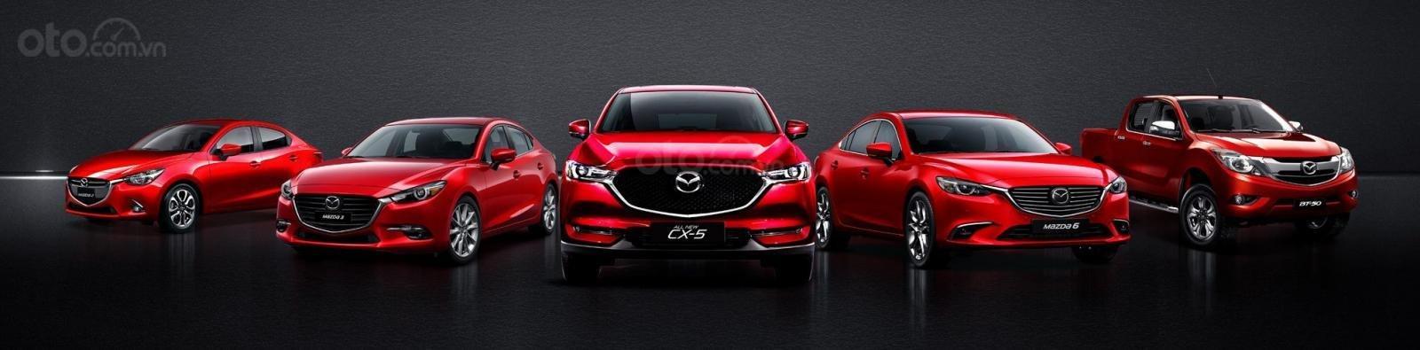 Mazda có số lượng triệu hồi lớn nhất trong đợt này