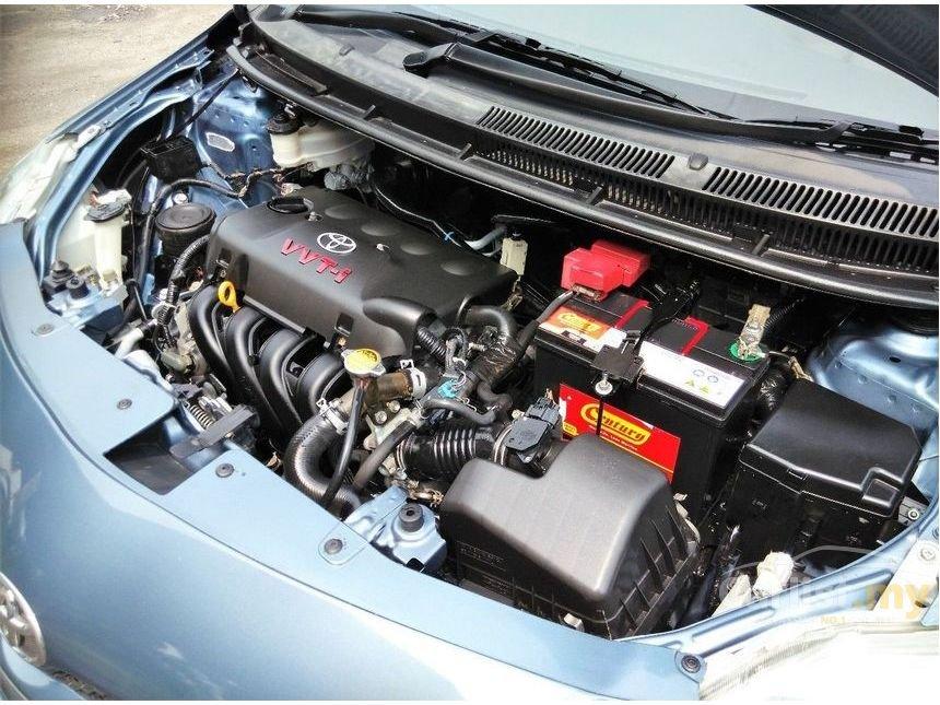 Động cơ xe được tích hợp công nghệ điều khiển van biến thiên VVT-i