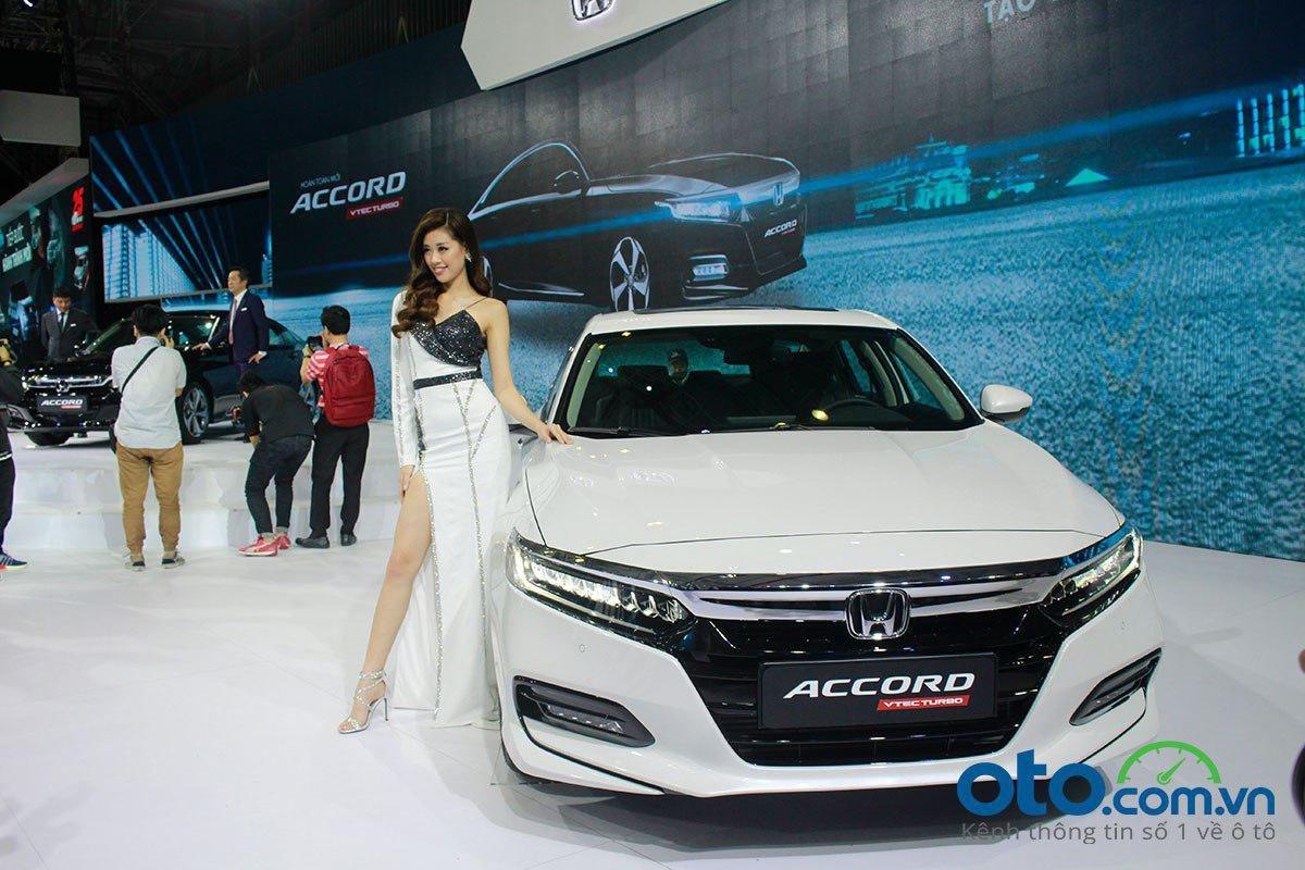 Honda Accord 2020 sở hữu thiết kế hoàn toàn mới.