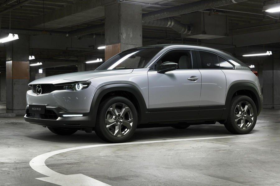 [TMS] Mazda MX-30 thiết kế cửa mở ngược kiểu Rolls-Royce.