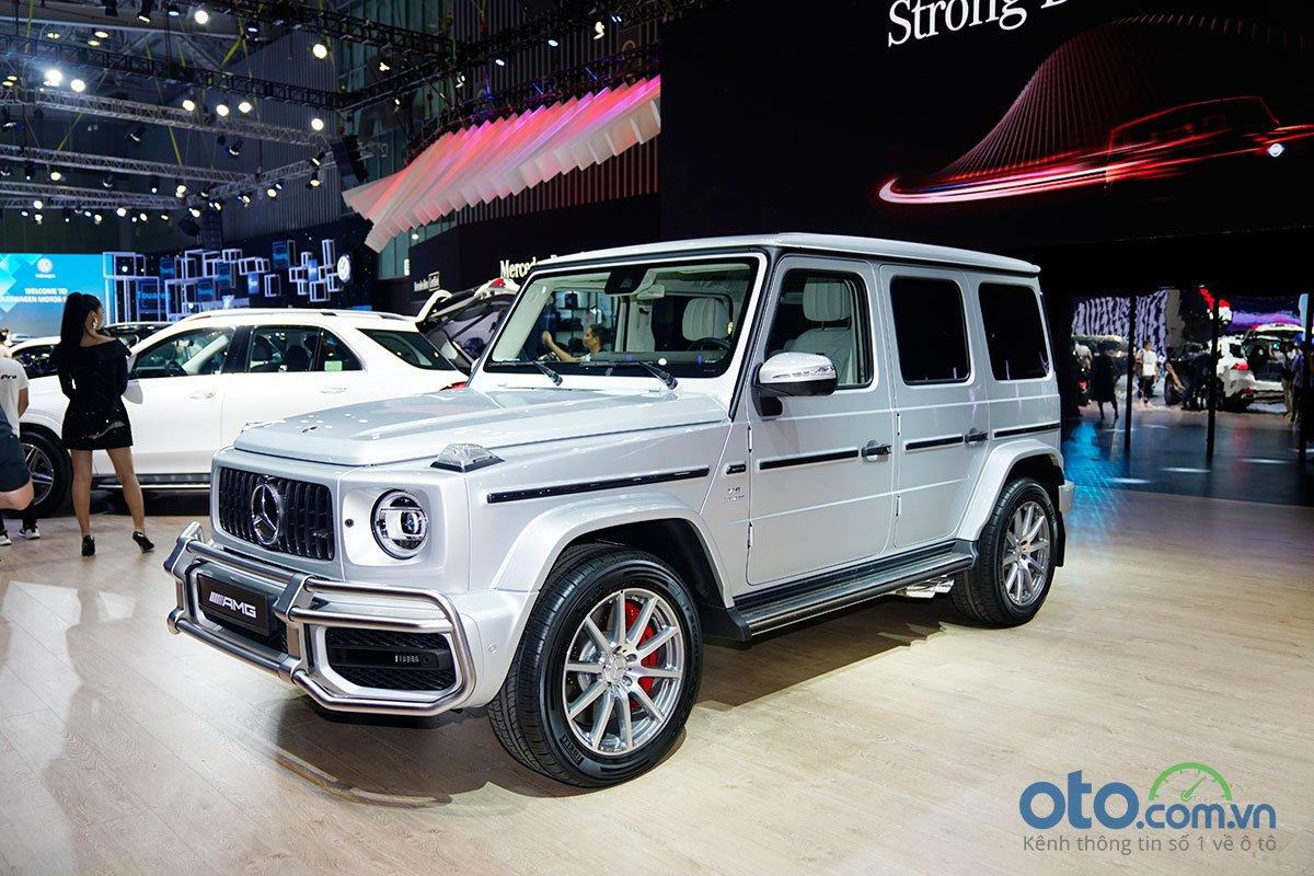 """[VMS 2019] Mercedes-AMG G 63 2019 """"chào sân"""" ấn tượng, chốt giá hơn 10,6 tỷ đồng a5"""