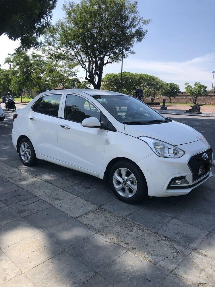 Bán Hyundai Grand i10 sản xuất năm 2017, giá cả hợp lý (2)