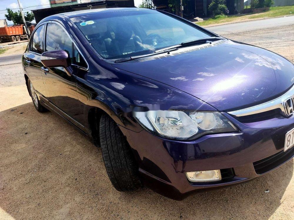 Cần bán xe Honda Civic 2.0AT năm sản xuất 2006, nhập khẩu (5)