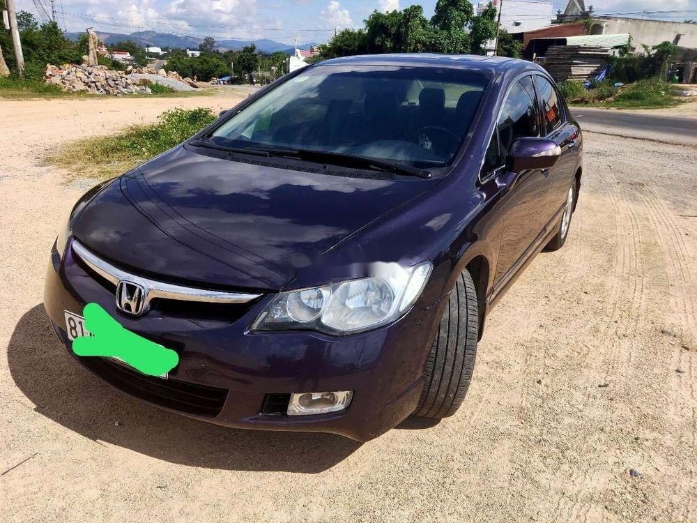 Cần bán xe Honda Civic 2.0AT năm sản xuất 2006, nhập khẩu (1)