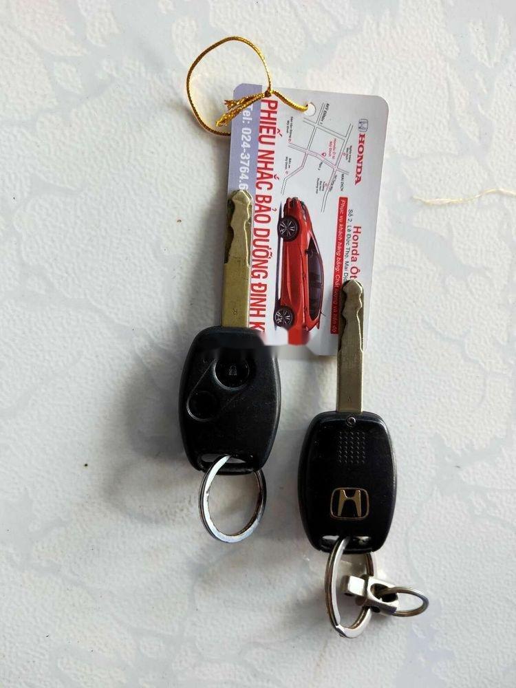 Cần bán xe Honda Civic 2.0AT năm sản xuất 2006, nhập khẩu (7)