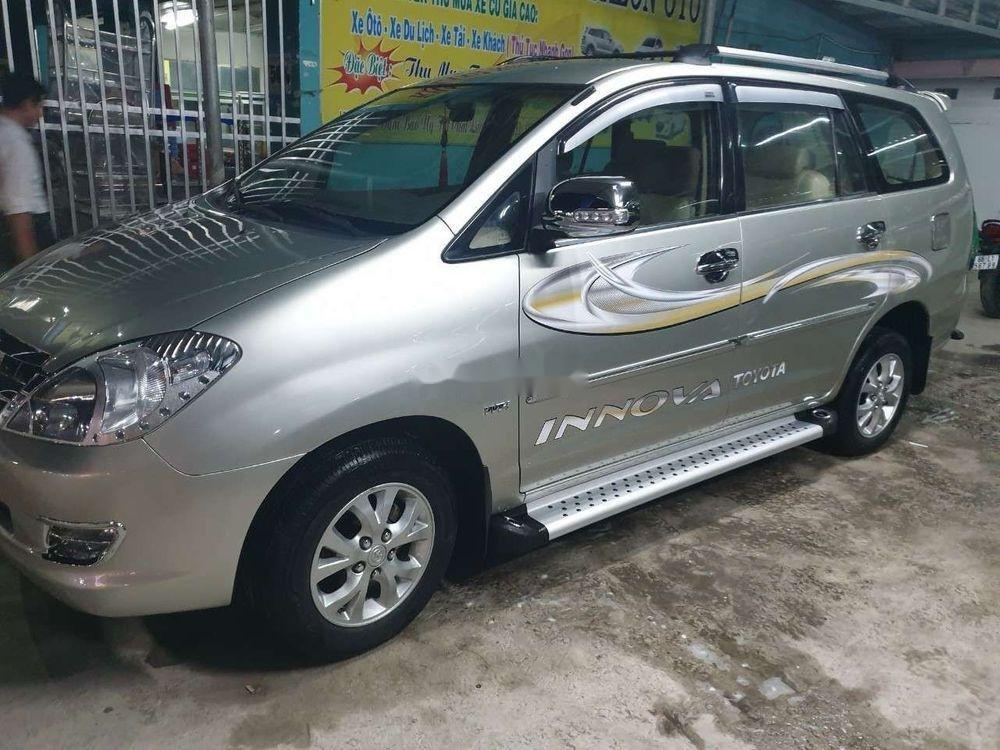 Bán ô tô Toyota Innova G 2006 xe gia đình, giá tốt (1)