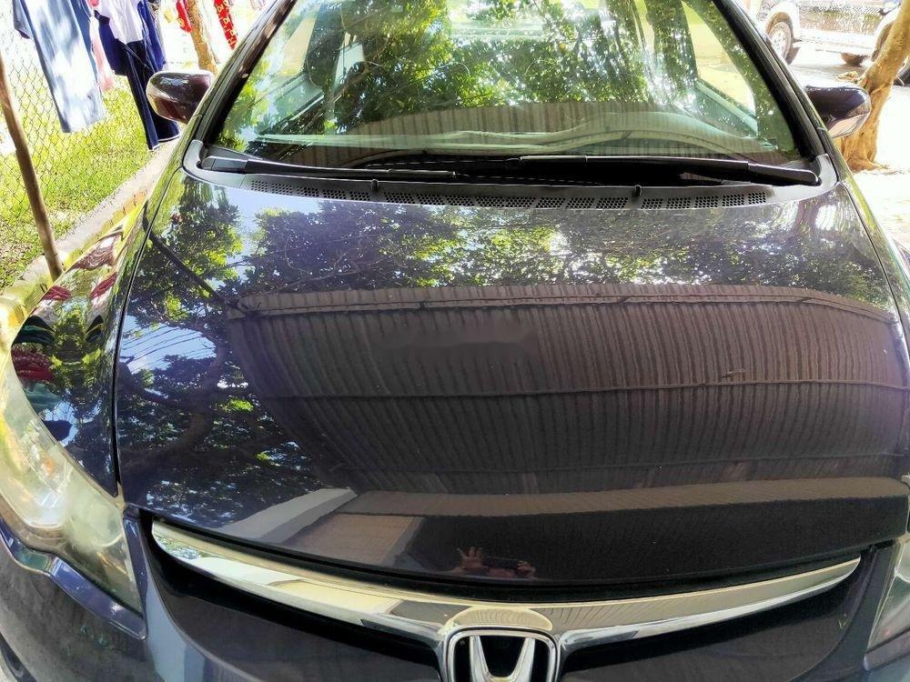 Cần bán xe Honda Civic 2.0AT năm sản xuất 2006, nhập khẩu (4)