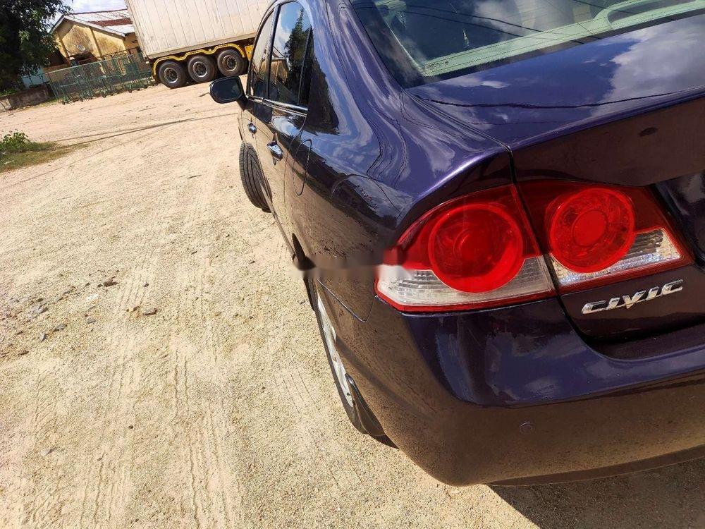 Cần bán xe Honda Civic 2.0AT năm sản xuất 2006, nhập khẩu (12)