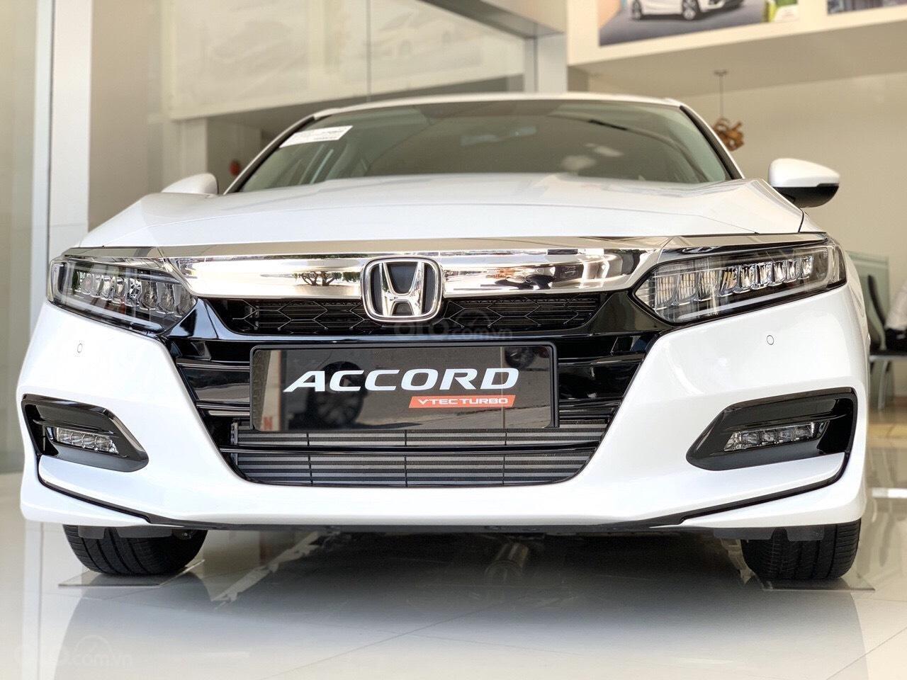 Bán Honda Accord 1.5 Turbo 2020 giao sớm, quà chất trao tay (2)