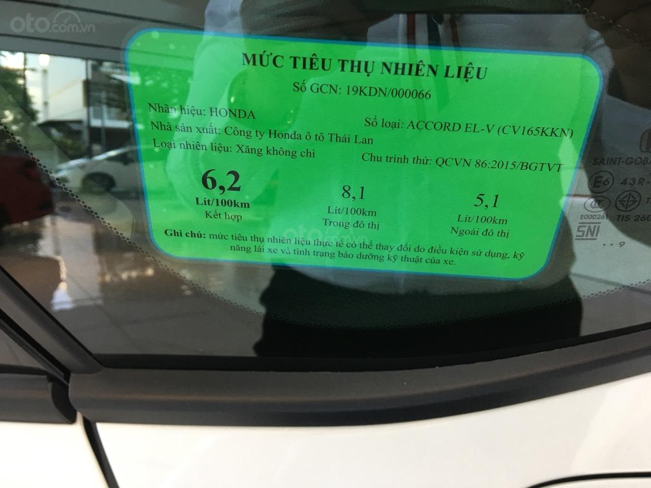 Bán Honda Accord 1.5 Turbo 2020 giao sớm, quà chất trao tay (18)