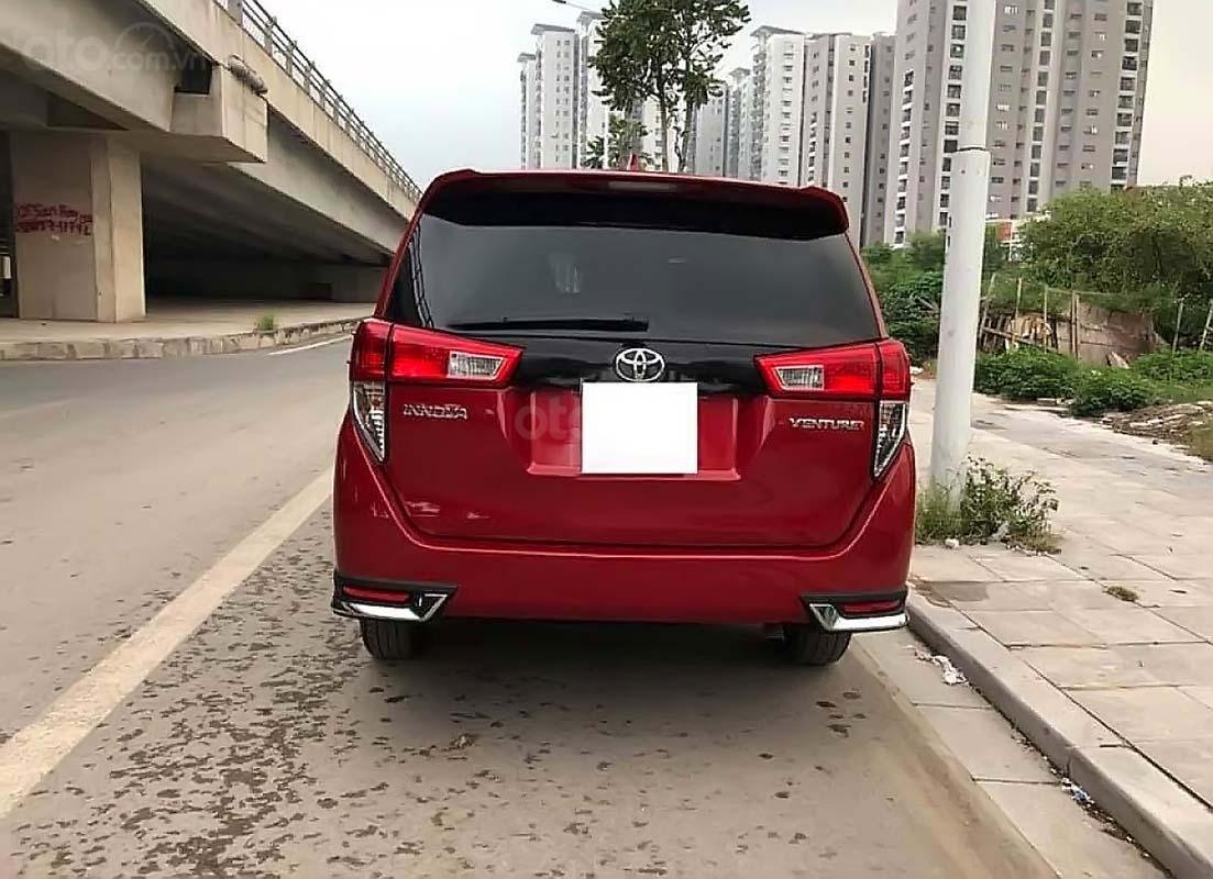 Bán ô tô Toyota Innova đời 2018, màu đỏ, giá cạnh tranh (3)