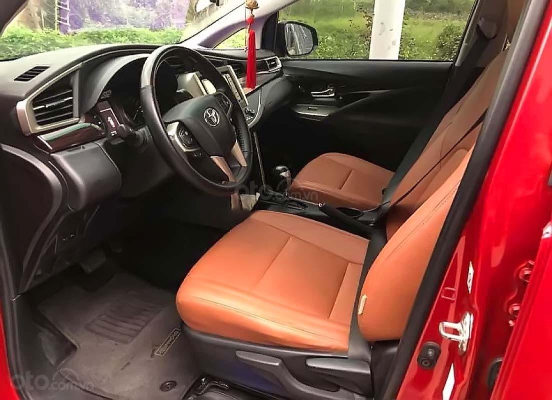 Bán ô tô Toyota Innova đời 2018, màu đỏ, giá cạnh tranh (2)