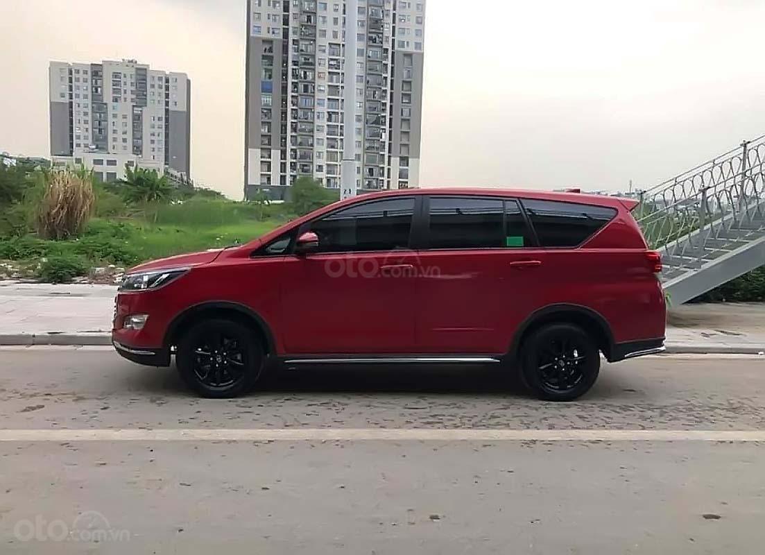 Bán ô tô Toyota Innova đời 2018, màu đỏ, giá cạnh tranh (5)